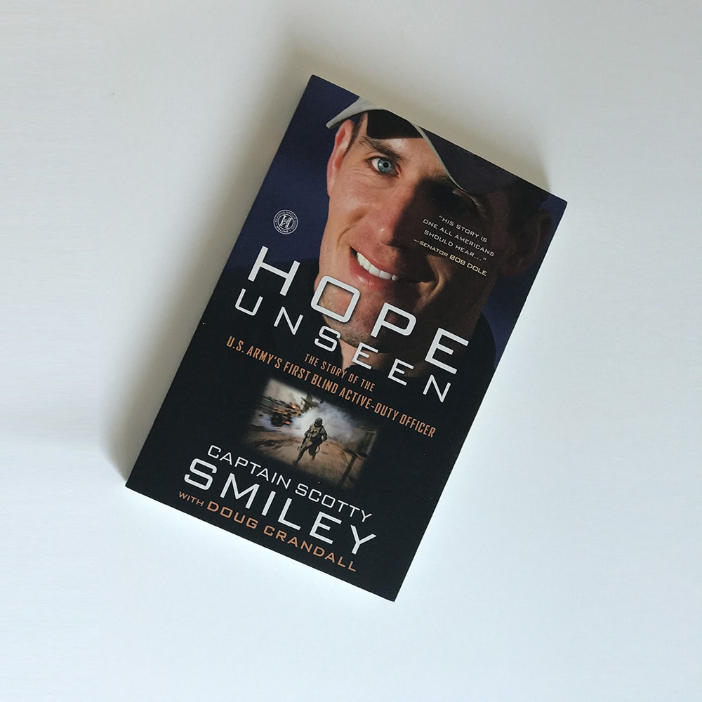 Hope Unseen Paperback – Autographed Copy